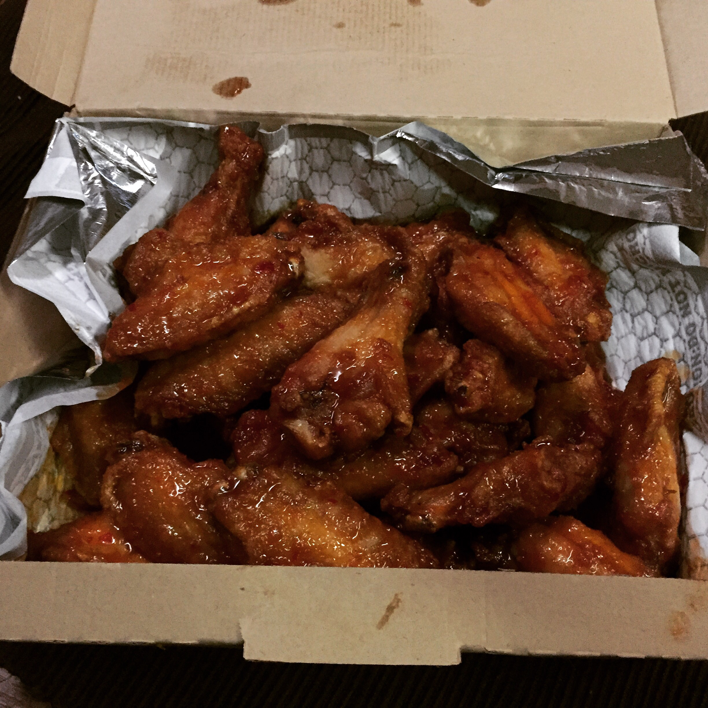 Wings for Sweet 16